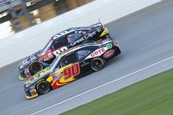 Martin Roy and Kasey Kahne, JR Motorsports Chevrolet