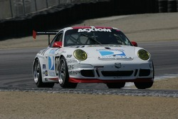 #27 O'Connell Racing Porsche GT3 Cup: Kevin O'Connell, Mike Speakman