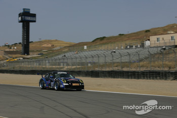 #67 TRG Porsche GT3 Cup: Spencer Pumpelly, Bob Heniff