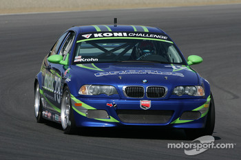 #78 Kinetic Motorsports BMW M3: Tracy Krohn, Wayne Taylor