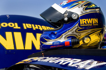 Helmet of Jamie McMurray