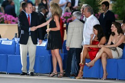 Amber Fashion: Albert II, Prince of Monaco, Bernie Ecclestone