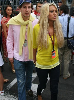 Petra Ecclestone, Daughter of Bernie Ecclestone, and her boyfriend