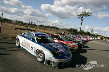 Australia GT Cars