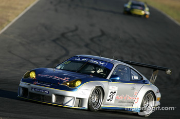 David Wall (Porsche GT3 RSR)