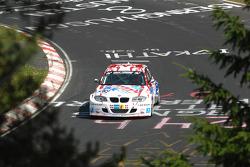 #261 Motorsport Arena Oschersleben BMW 120d: Michael Auriemma, John Mayes