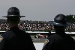 Ralf Schumacher, Toyota Racing, TF107 / Feature