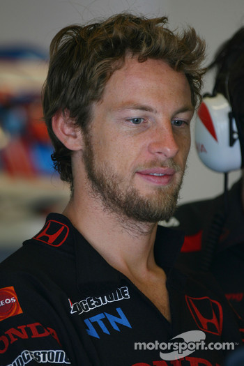 Jenson Button, Honda Racing F1 Team, Pitlane, Box, Garage