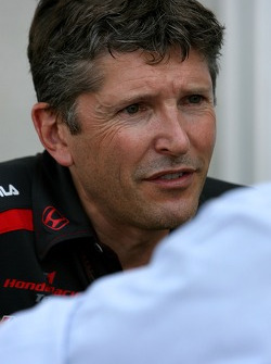 Nick Fry, Honda Racing F1 Team, Chief Executive Officer