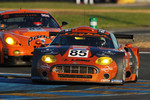 #85 Spyker Squadron Spyker C8 Spyder: Andrea Belicchi, Alex Caffi, Andrea Chiesa