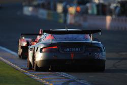 #59 Team Modena Aston Martin DBR9: Antonio Garcia, Jos Menten, Christian Fittipaldi
