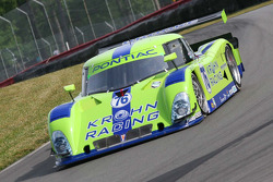 #76 Krohn Racing Pontiac Riley: Tracy Krohn, Nic Jonsson