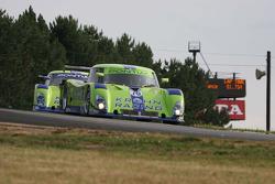#76 Krohn Racing Pontiac Riley: Tracy Krohn, Nic Jonsson