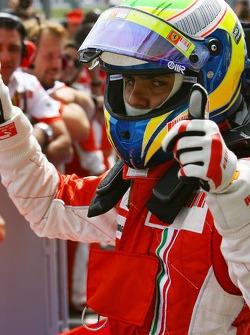 Pole Position, 1st, Felipe Massa, Scuderia Ferrari