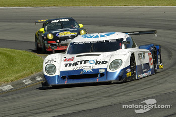 #16 Howard Motorsports Porsche Crawford: Chris Dyson, Rob Dyson, Butch Leitzinger
