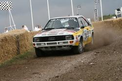 Gary Midwinter, Audi Quattro S1 1985