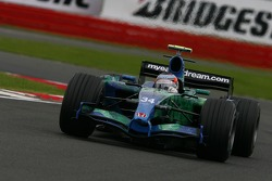 Christian Klien, Test Driver, Honda Racing F1 Team, RA107