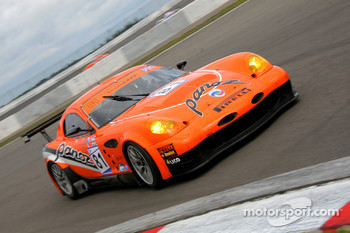 #81 Team LNT Panoz Esperante GTLM: Tom Kimber-Smith, Danny Watts