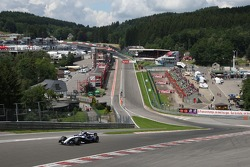 Eau Rouge, Nico Rosberg, WilliamsF1 Team
