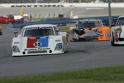 #59 Brumos Porsche/ Kendall Porsche Riley: Hurley Haywood, JC France