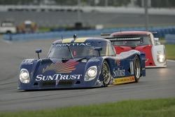 #10 SunTrust Racing Pontiac Riley: Wayne Taylor, Max Angelelli, Jonathan Cochet