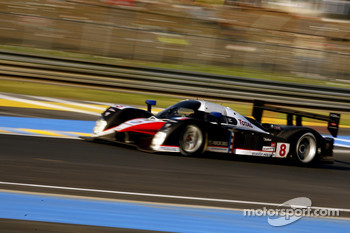 #8 Team Peugeot Total Peugeot 908: Pedro Lamy, Stphane Sarrazin, Sbastien Bourdais