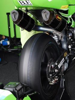 Kawasaki starter