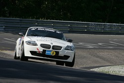 #208 Schirra-Motoring / Krah & Enders BMW Z4 Coupe: Peter Enders, Markus Österreich, Peter Enders Jr., Henry Walkenhorst