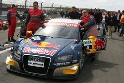 Car of Martin Tomczyk, Audi Sport Team Abt Sportsline, Audi A4 DTM