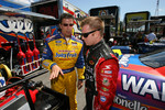 Scott Pruett and Jason Leffler