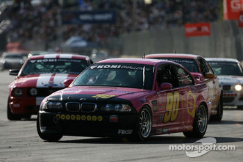 #90 Automatic Racing BMW M3: Jon Miller, Serge Glazunov Jr.