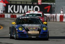 #40 TRG Porsche 997: John Bibbo, Scott Schroeder