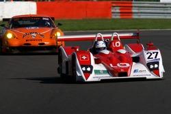 #27 Horag Racing Lola B05/40-Judd: Fredy Lienhard: Richard Dean, Lawrence Tomlinson