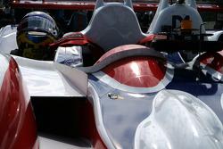 #25 RML MG Lola EX 264 – AER: Thomas Erdos, Mike Newton