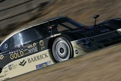 #61 AIM Autosport Lexus Riley: BrianFrisselle, MarkWilkins, BurtFrisselle