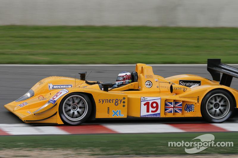 Stavelot: #19 Chamberlain Synergy Motorsport Lola B06/10 – AER: Gareth Evans, Bob Berridge, Peter Owen
