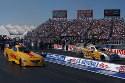 Scott Kalitta and Jack Beckman