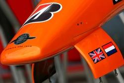 Spyker F1 Team, VII-B Nose