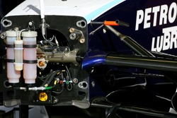 Williams F1 Team front suspension
