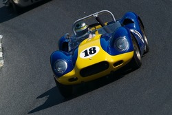 1958 Liter Jaguar - Driven by Tom Malloy