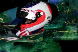Rubens Barrichello, Honda Racing F1 Team, RA107