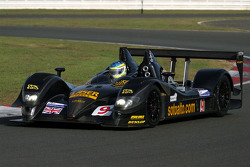 #9 Creation Autosportif Creation CA07-Judd: Jamie Campbell-Walter, Felipe Ortiz, Haruki Kurosawa