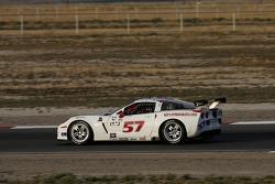 #57 Stevenson Motorsports Corvette: Marc Bunting, Dominic Cicero II, James Gue