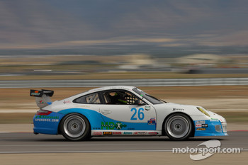 #26 Alegra Motorsports/ Fiorano Racing Porsche GT3 Cup: Carlos de Quesada, Louis-Philippe Dumoulin, Kris Wilson