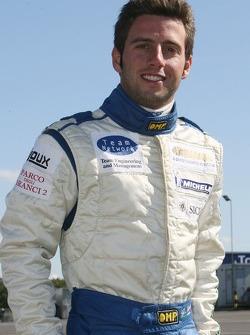 Giuseppe Termine, driver of A1 Team Italy