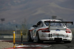 #81 Synergy Racing Porsche GT3 Cup: Steve Johnson, Andrew Davis, Cort Wagner