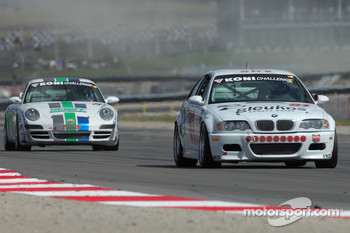 #91 Automatic Racing BMW M3: Tim George Jr., Conrad Grunewald