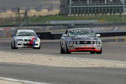 #137 JBS Motorsports Mustang GT: Mark Ackley, Todd Snyder