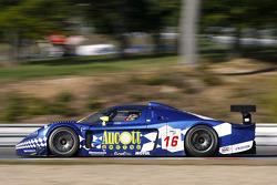 #16 JMB Racing Maserati MC 12: Ben Aucott, Alain Ferté