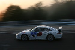 #36 Bonk Motorsport Porsche 996 GT3: Wolf Silvester, Matthew Marsh